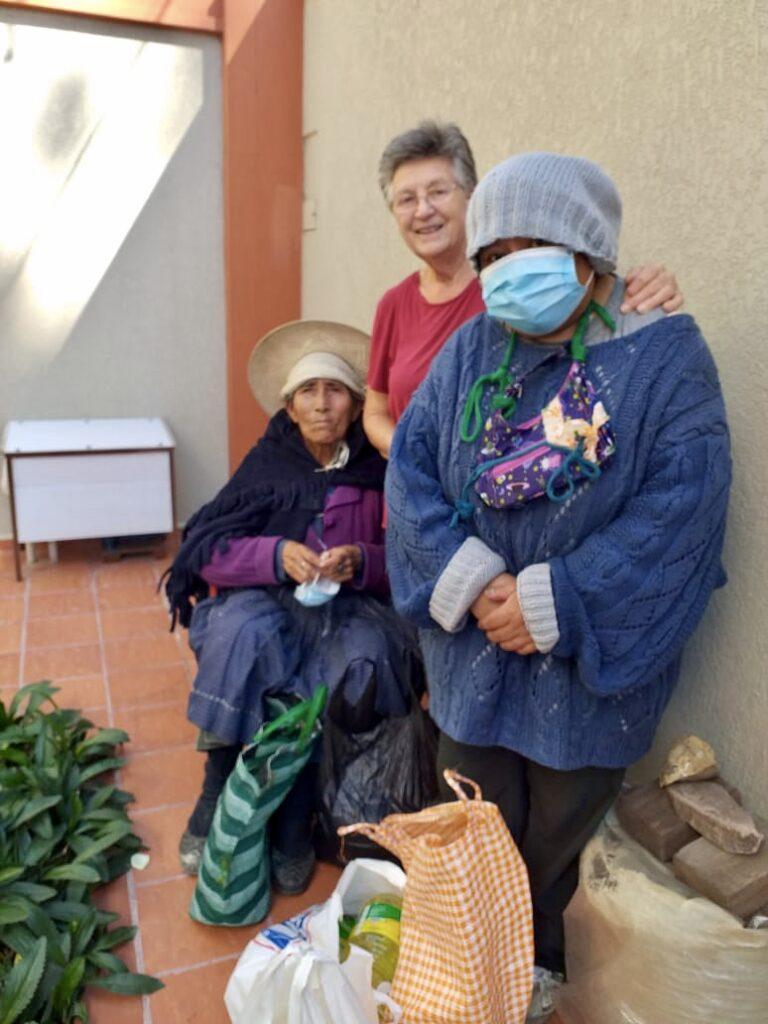 Ante la crisis provocada por la pandemia, continuamos con el Plan de Emergencia Covid-19